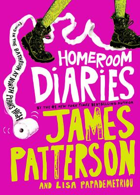 Homeroom Diaries By Patterson, James/ Papademetriou, Lisa/ Keino (ILT)